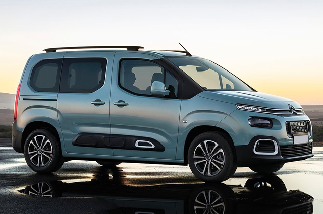 New Citroën Berling