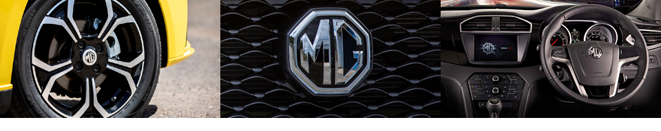MG Car detail pictures